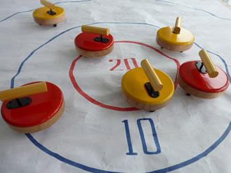 カーリングゲーム